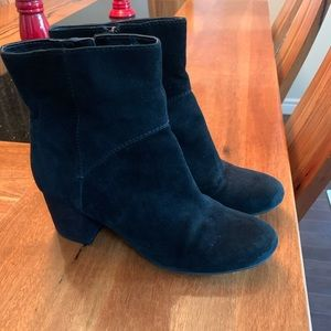 Ninewest 8.5 Black Boots